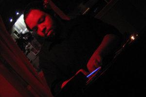 DJing at Madame X